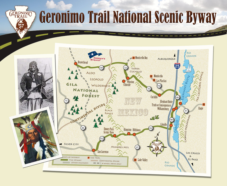 Geronimo Trails National Scenic Byway