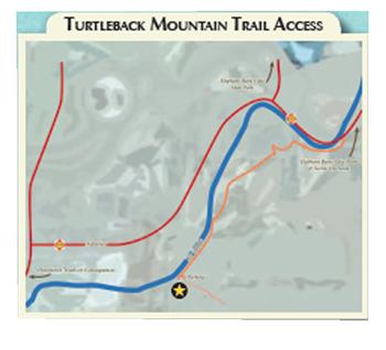 Turtle Mountain hike