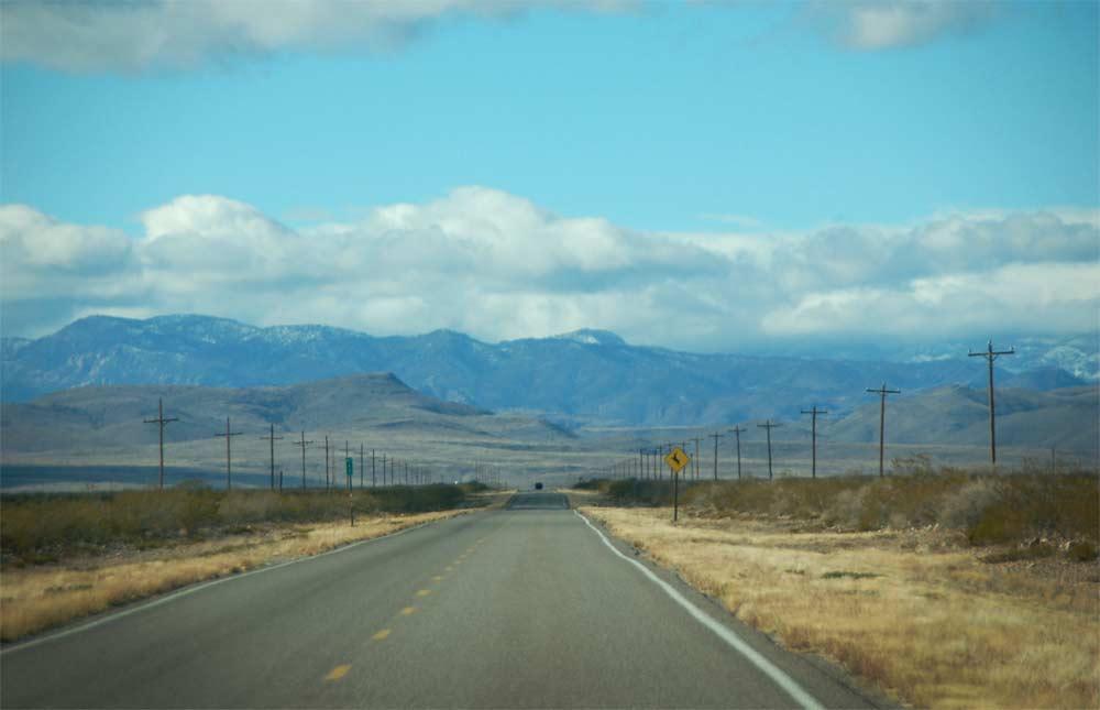 Road to Hillsboro
