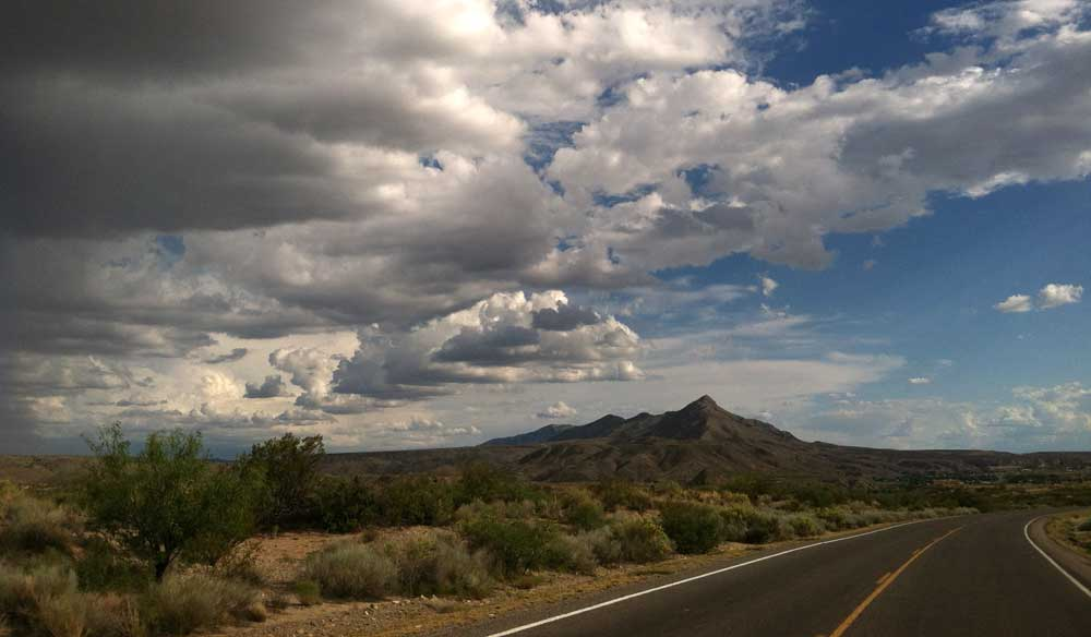 Turtle Mountain - the view from Elephant Butte