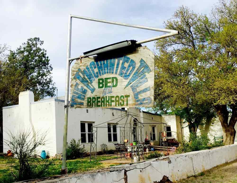 The Enchanted Villa B&B, Hillsboro NM