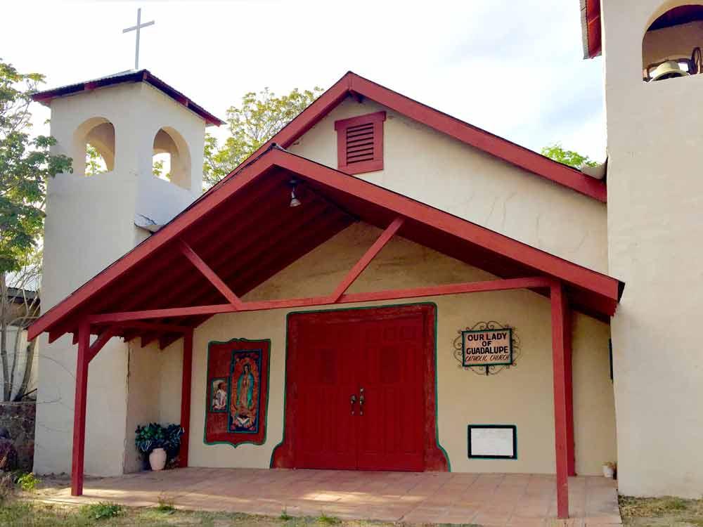 Our Lady of Guadalupe Catholic Church, Hillsboro NM