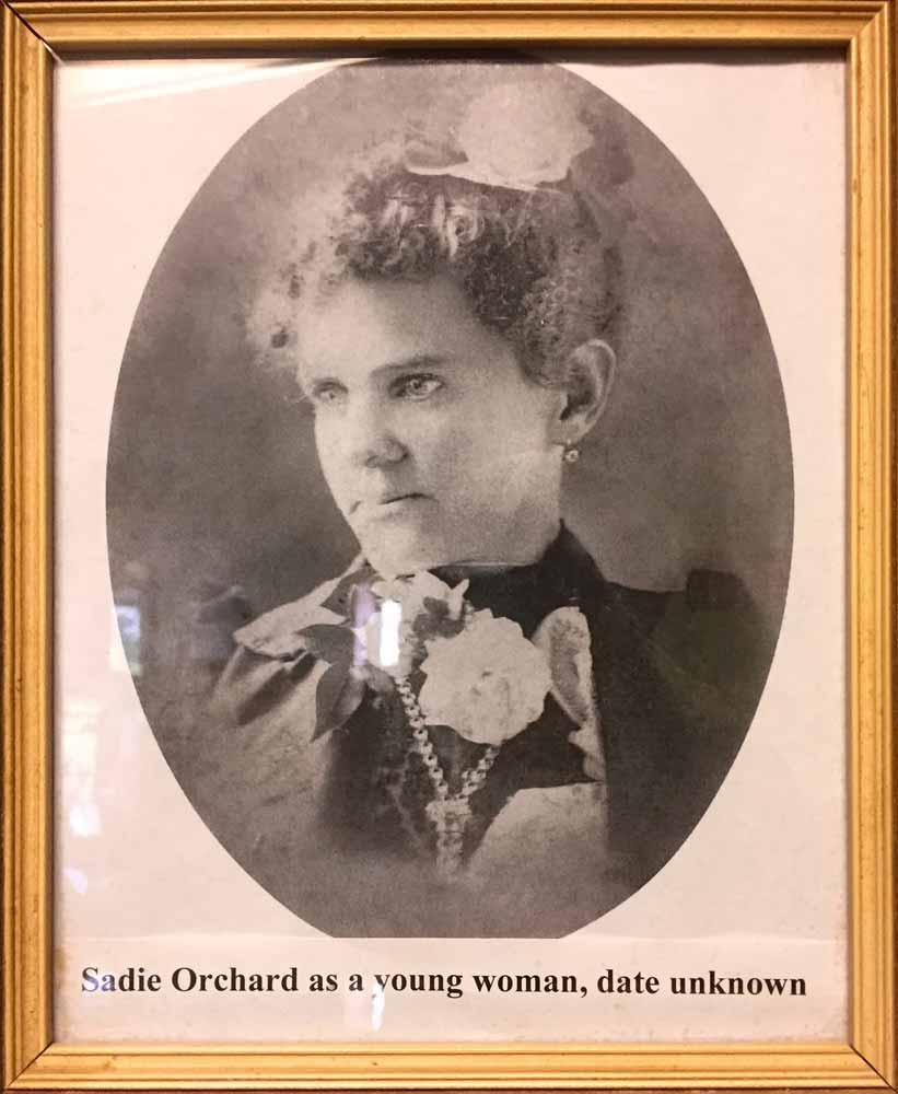 Sadie Orchard, Hillsboro New Mexico's famous Madame